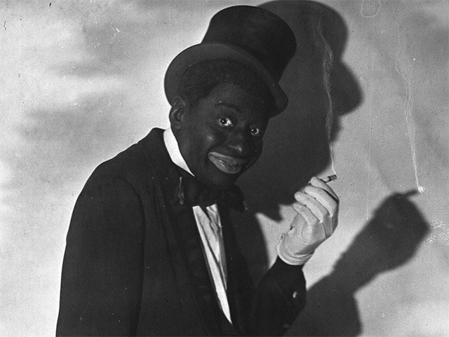 zwarte piet bert williams